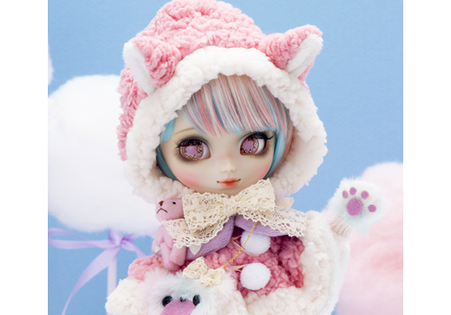 Groove Pullip Fluffy CC (Cotton Candy)