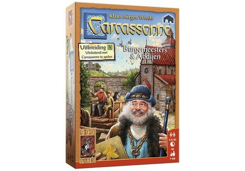 999 Games 999 Games Carcassonne: Burgemeesters en Abdijen