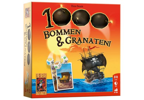999 Games 999 Games 1000 Bommen & Granaten