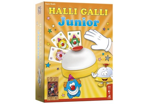 999 Games 999 Games Halli Galli Junior