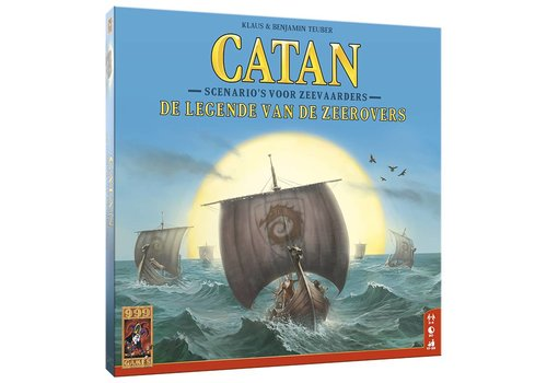 999 Games 999 Games Catan Legende Van De Zeerovers