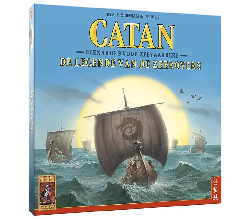 999 Games Catan Legende Van De Zeerovers