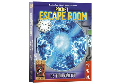 999 Games 999 Games Pocket Escape Room