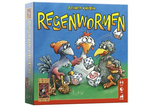 999 Games 999 Games Regenwormen
