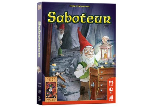 999 Games 999 Games Saboteur
