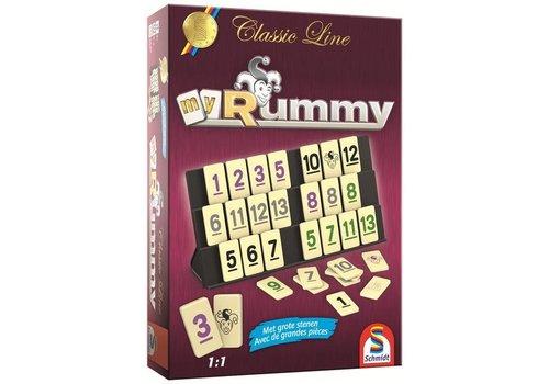 999 Games Schmidt My Rummi Classic Line
