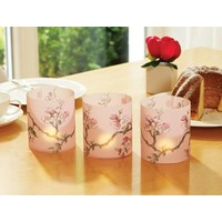 Cedon Papieren lantaarn cherry blossom roze