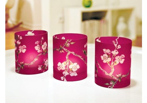 Cedon Cedon Papieren lantaarn cherry blossom framboos