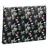 Cedon Cedon Zipper Pocket Flamingo's