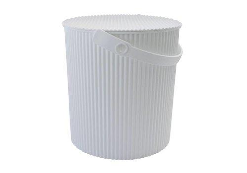 Hachiman Hachiman Omnioutil Bucket - L White