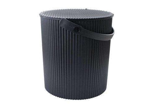 Hachiman Hachiman Omnioutil Bucket L Black