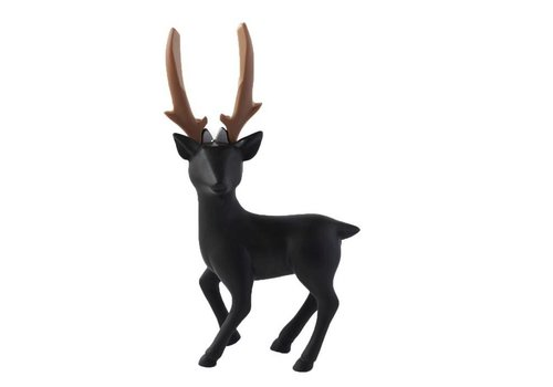 iThinking iThinking Deer Standing black mat