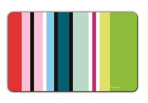 Remember Remember Broodplankje - Stripes