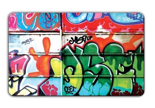 Remember Remember Broodplankje - Graffiti