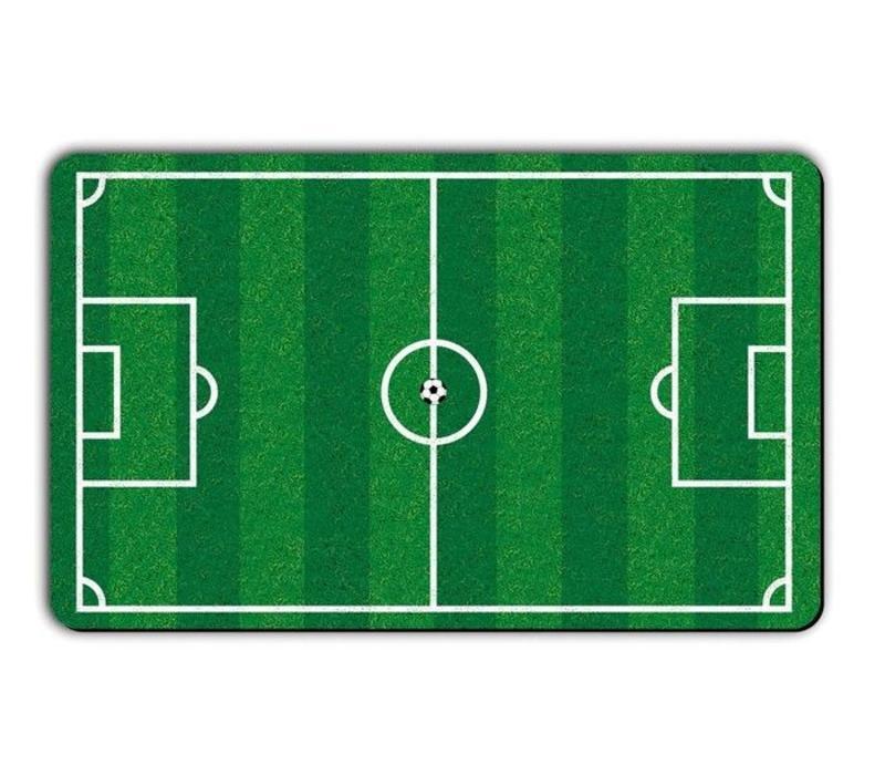 Remember Broodplankje - Voetbalveld