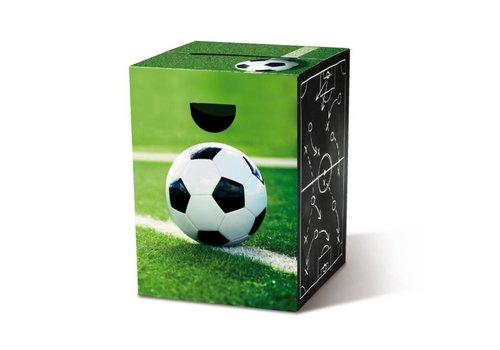 Remember Remember Kartonnen Stoel - Voetbal