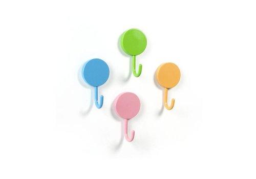 Trendform Trendform Magnetische Haken Color - set van 4