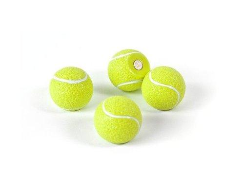 Trendform Trendform set van 4 Tennisbal Magneten