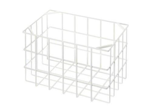Yamazaki Yamazaki Kitchen Basket L Wit