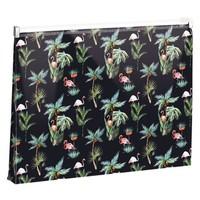 Cedon Zipper Pocket Flamingo's