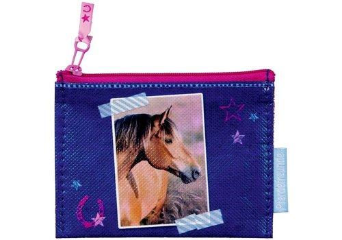 Die Spiegelburg Paardenvrienden portemonnee