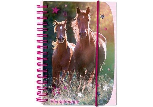 Die Spiegelburg Paardenvrienden notitieboekje
