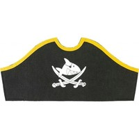 Capt'n Sharky Piratenhoed