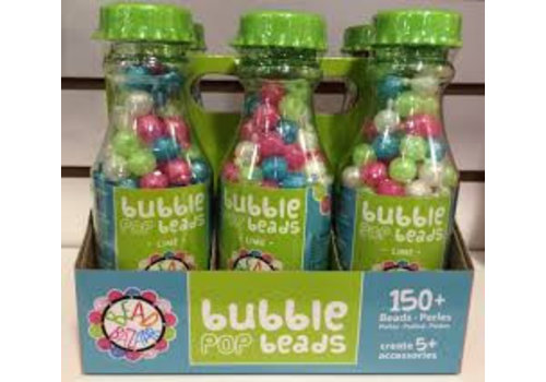 Die Spiegelburg Bead Bazaar Lime Bubble Pop kralen