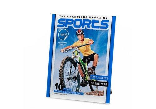 Fotolijst Sports 20 x 25 cm