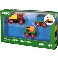 Brio Trein Op Batterijen