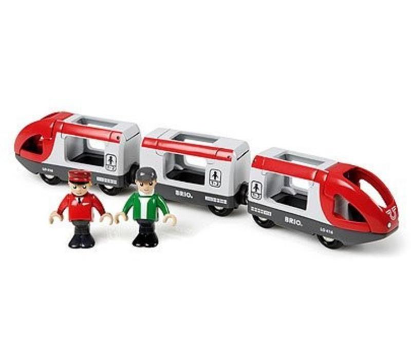 Brio Rode Passagierstrein