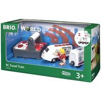 Brio Witte Locomotief Met Afstandsbediening