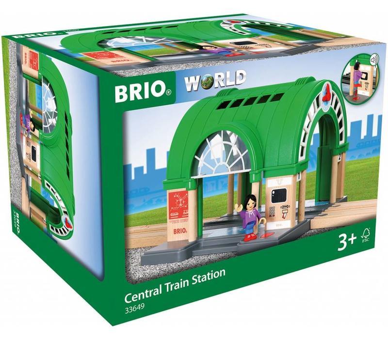 Brio Central Travel Station