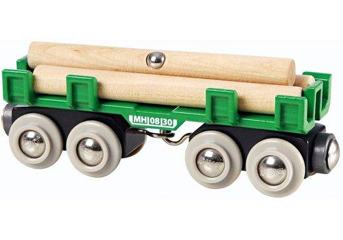 Brio Brio Houttransport Wagon