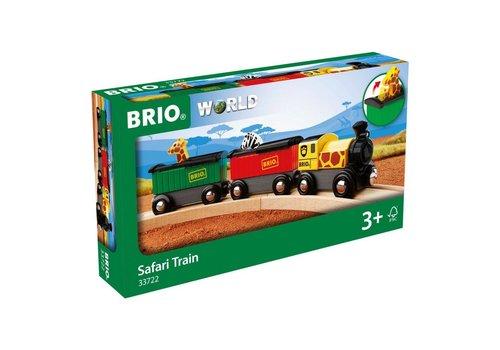Brio Brio Safari Trein