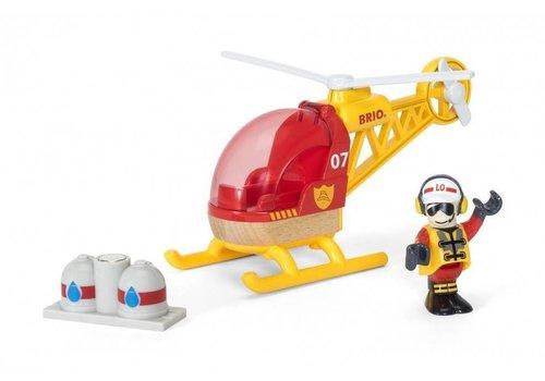 Brio Brio Brandweer Helikopter
