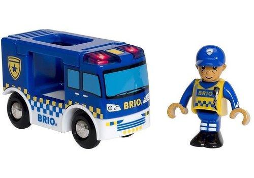 Brio Brio Politiebus