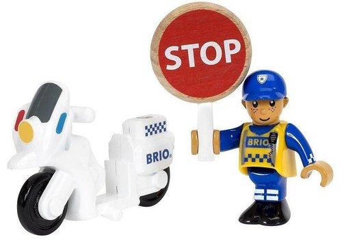 Brio Brio Politie Motoragent