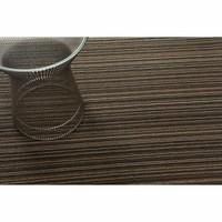 Chilewich Deurmat Skinny Stripe Latte 61 x 91