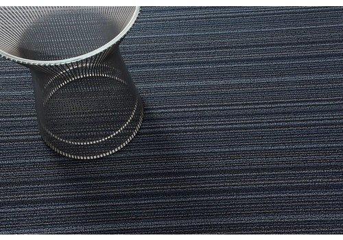 Chilewich Chilewich Deurmat Skinny Stripe Blue 61 x 91