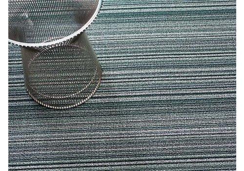 Chilewich Chilewich Deurmat Skinny Stripe Spearmint 61 x 91