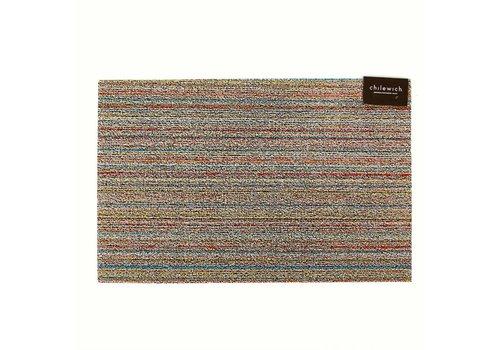 Chilewich Chilewich Deurmat Skinny Stripe Soft Multi 46 x 71