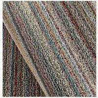 Chilewich Deurmat Skinny Stripe Soft Multi 46 x 71