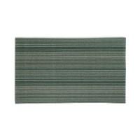 Chilewich Deurmat Skinny Stripe Spearmint 46 x 71