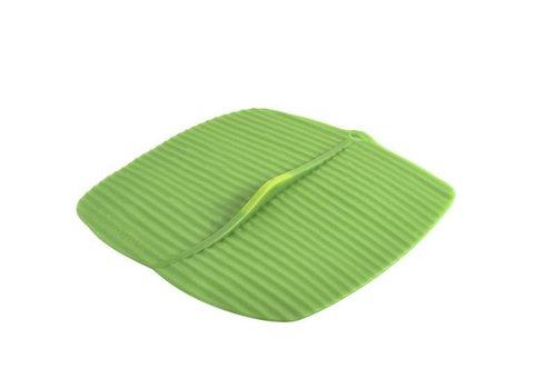 Charles Viancin Charles Viancin Banana Leaf lid vierkant