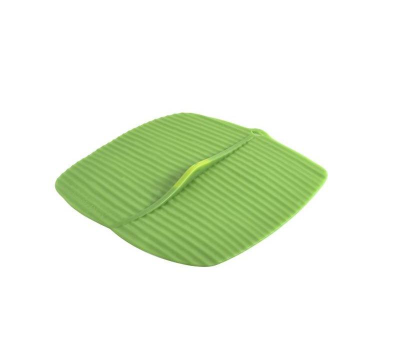 Charles Viancin Banana Leaf lid vierkant
