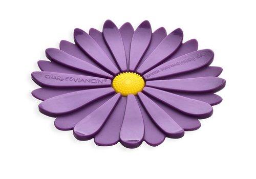Charles Viancin Charles Viancin daisy coaster paars