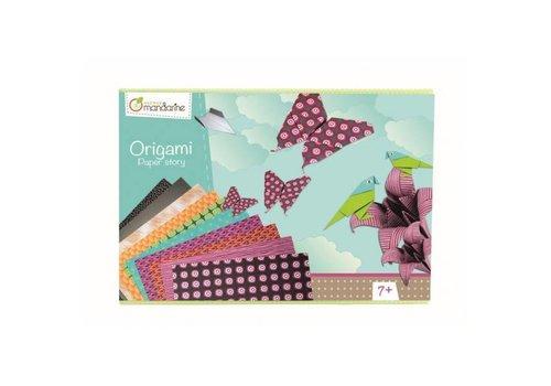 Avenue Mandarine Avenue Mandarine Creative Box Origami