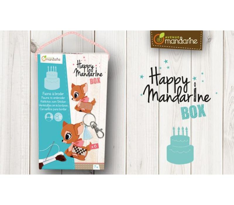 Avenue Mandarine Happy Box Hertjes