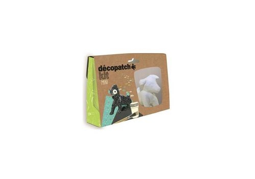 Decopatch Decopatch Mini Kit Hond